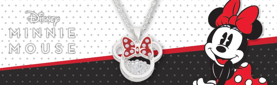 Minnie Birthstone Shaker