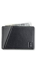 Famp;H Signature RFID Minimalist Sleeve in Top Grain Leather