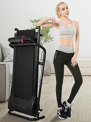 foding treadmill