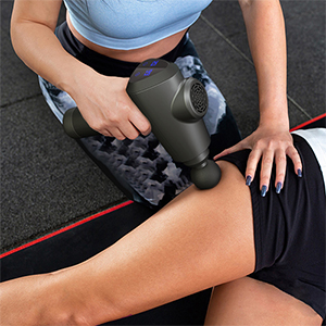 muscle percussion massage gun physical therapy massager deep tissue