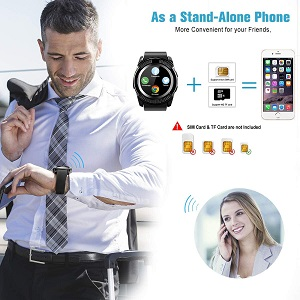 Multi-Function Smartwatch Android