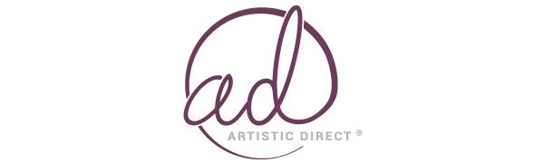 Artistic Direct address labels return rolled stamp