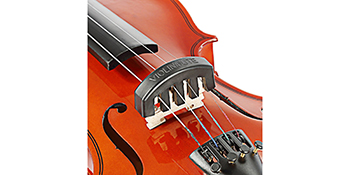 tourte violin mute