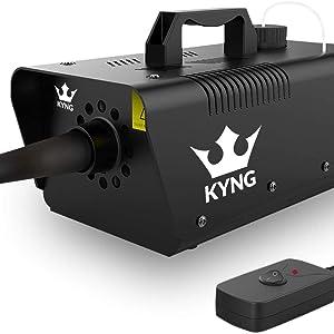 kyng electric snow machine