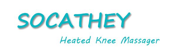socathey heated knee massager