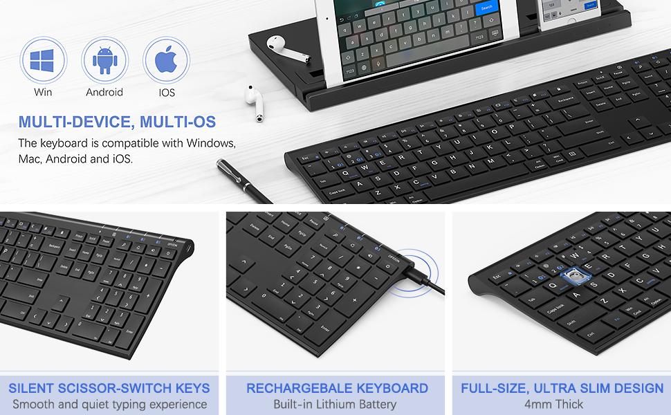 multi device wireless bluetooth keyboard detail page 918 (2)