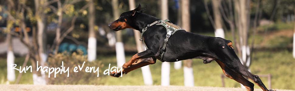 tartical dog harness pet vest harness dog harness