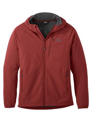 Outdoor Research Men's Ferrosi Grid Hooded Jacket