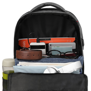 Large Middle Compartment