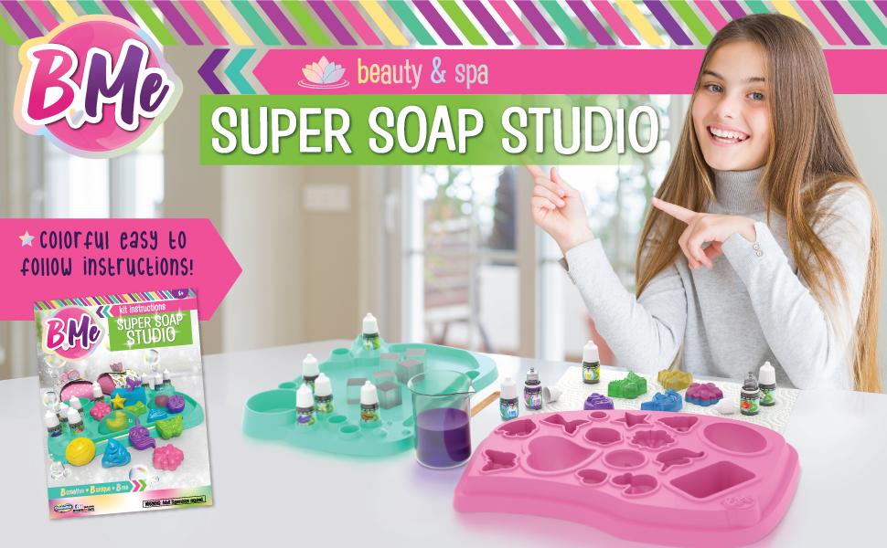 SUPER SOAP STUDIO