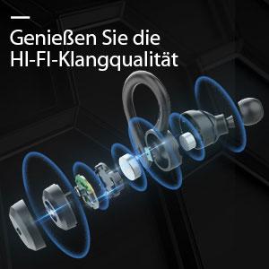 HI-FI-Klangqualität