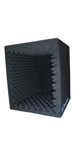 Flashandfocus.com 76444109-573a-4804-a994-bce8766cfe29.__CR0,0,150,300_PT0_SX150_V1___ TroyStudio Acoustic Sound Diffuser Panel 12 X 12 X 1 Inches Pack of 4, Studio Diffuser Wall Decor