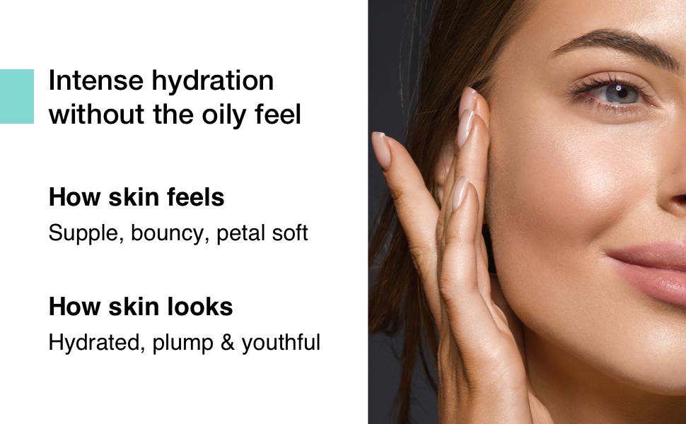 Minimalist Hyaluronic Acid Supple Plump Bouncy Hydration soft skin serum moisturization oil free