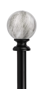 Unique Ball Finials