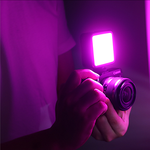 rgb Videolampe
