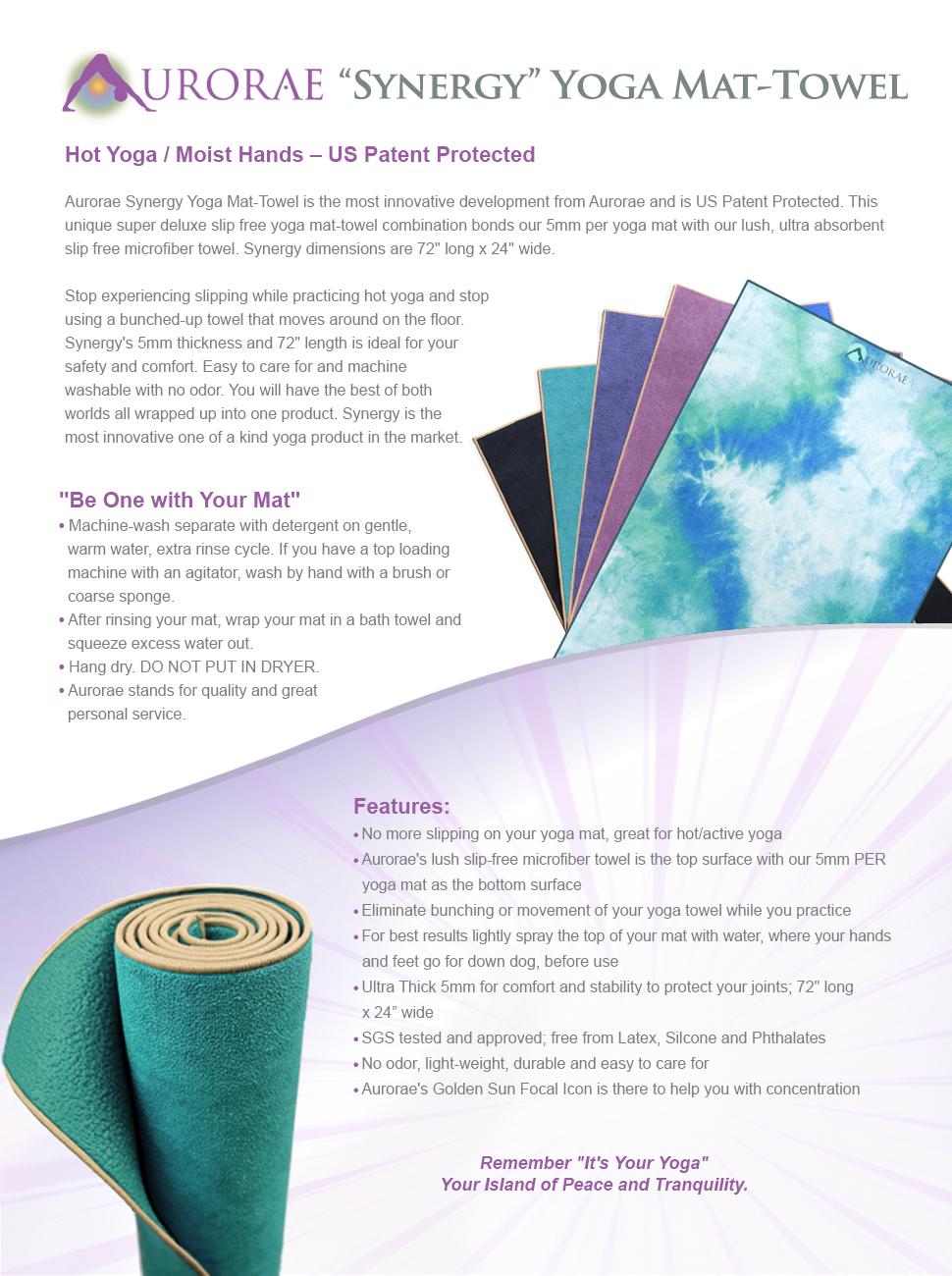 yoga mats non slip microfiber towel bikrim vinyasas hot
