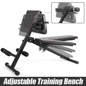 multi-workout bench