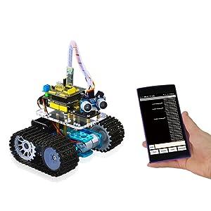 robot kit stem
