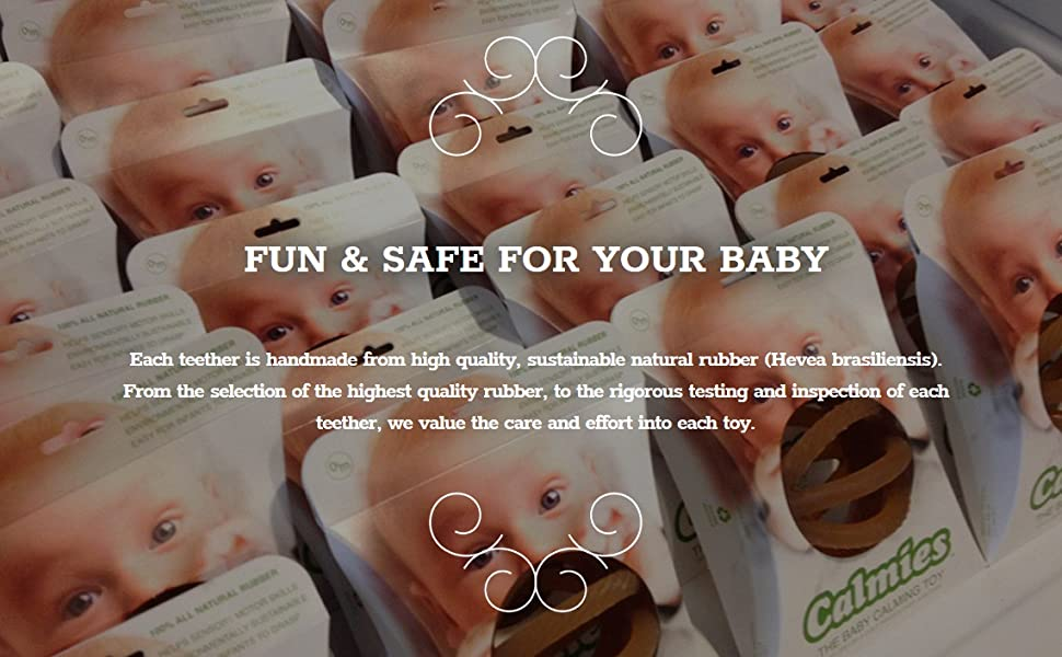 safe, infant toddler teether tething soffie natural rubber tooth pain relief pain teething gums cry