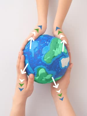 Touching the earth gives your body electrons which is called grounding.