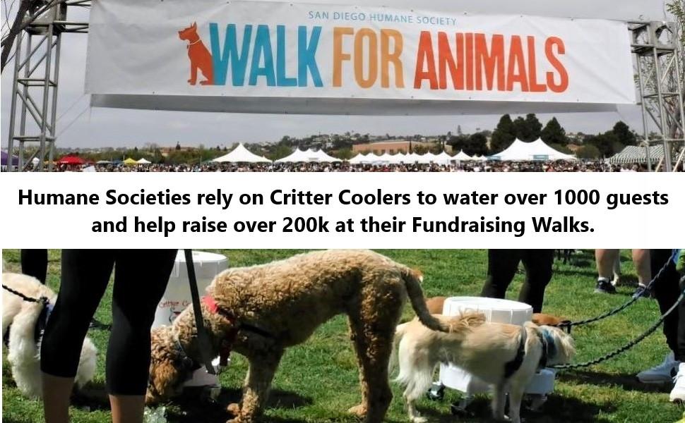 Humane Society SPCA Fundraiser Dog Walk