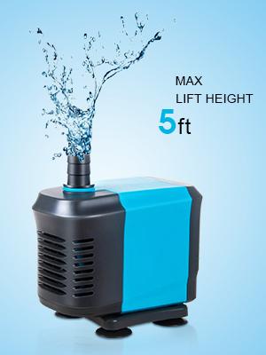 aquarium pump water fountain pump