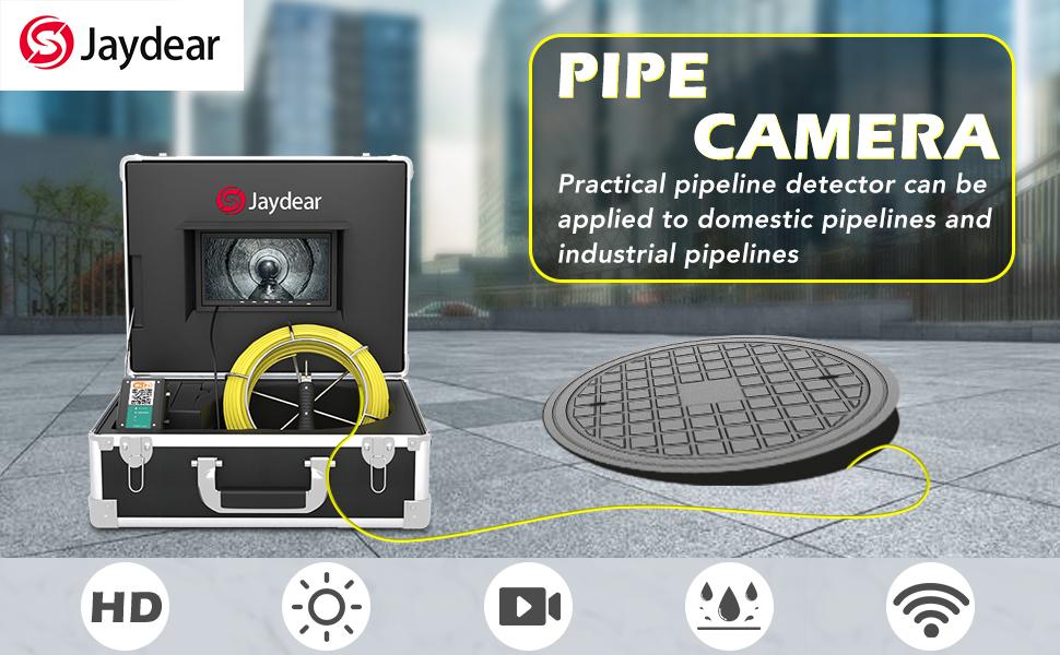 sewer camera