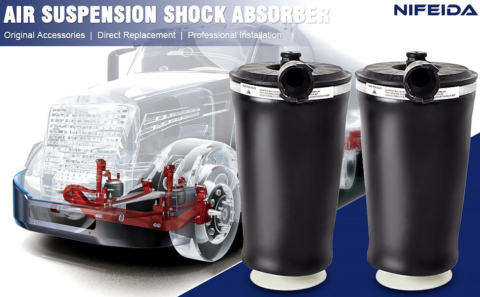 air suspension shock