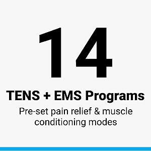 14 Programas TENS EMS