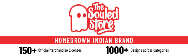 the souled store pop culture  official merchandise selling discount homegrown Indian Brand