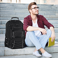 It can be served as a high school backpack for men women, xl backpacks, college bookbags