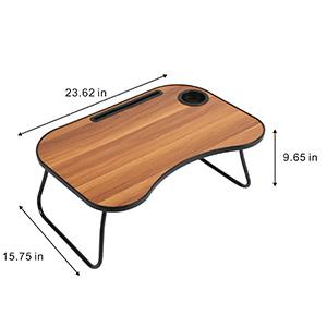 lap desk size