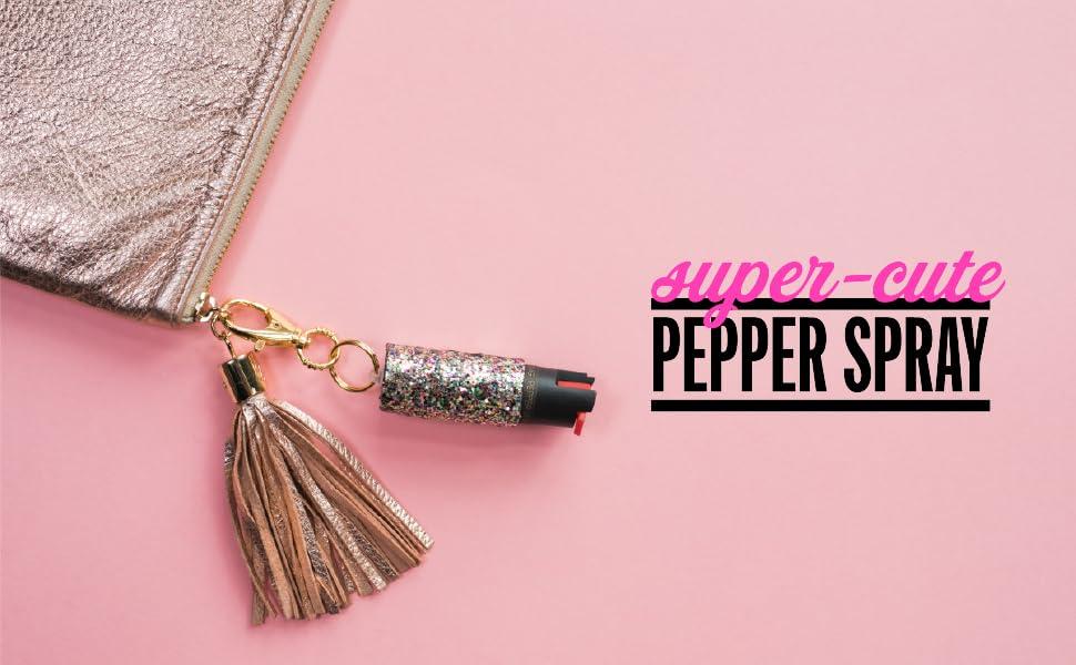 Bling Sting Supercute Pepper Spray