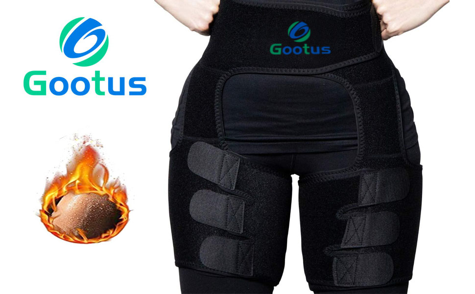 Gootus 3-in-1 Waist and Thigh Trainer