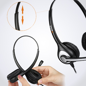 Fully Adjustable Headband