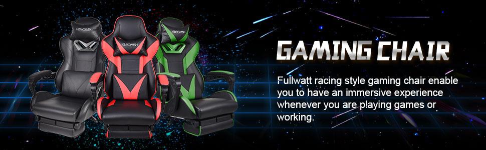 prefer gaming chair