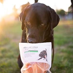 chicken jerky treats for dogs