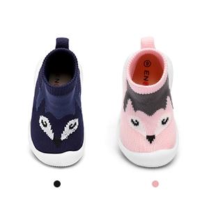 Fox sock shoes