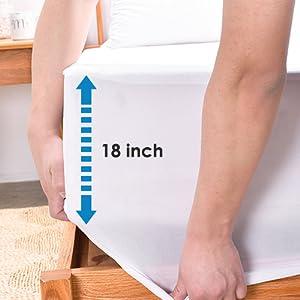 deep ocket for your mattress