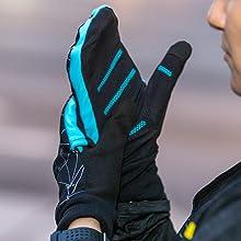 Running mitts
