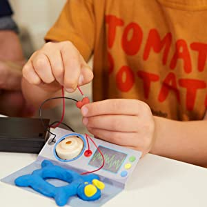 tech will save us electro dough fantasy kit stem toy for 4 year olds