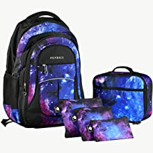 Fenrici-Galaxy-Backpack-Lunch-Box-Set
