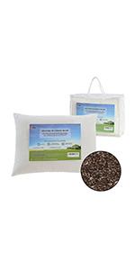 Lofe Buckwheat Pillow