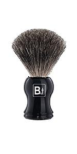 bib and tucker shaving brush