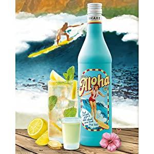 Spirit of Aloha 65 - (70cl) - Bebida alcoholica macerada con ...