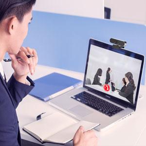 Webcam 1080p HD PC Camera