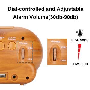 alarm clocks mains powered