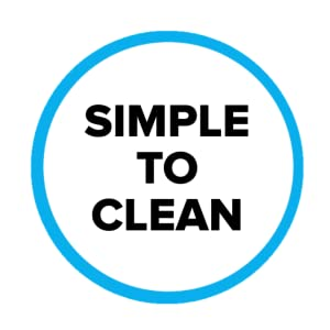 simple to clean