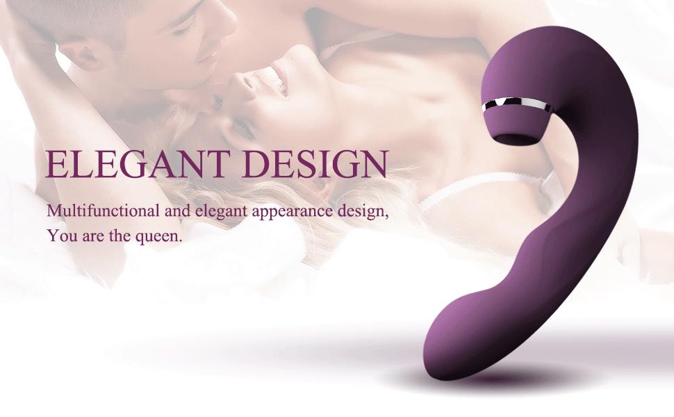 Clitoral Sucking & Licking Vibrator