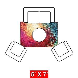 carpet 5x7